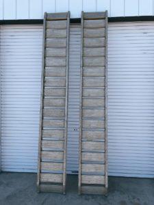 大型アルミブリッジ 3m×3t 2本セット