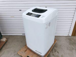 HITACHIの全自動洗濯機 NW-50A 5kg 2017年製