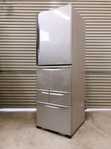東芝の置けちゃうスリム5ドア冷蔵庫GR-D43N