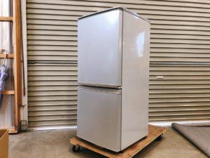 シャープのノンフロン冷凍冷蔵庫 SJ-14S-S