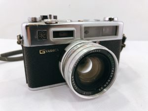 Yashica Electro 35 GS Rangefinder フィルムカメラ