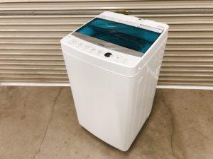 Haierの洗濯機 JW-C55A