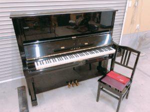 YAMAHAのアップライトピアノ U3H