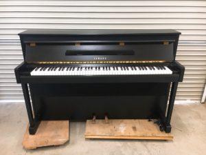 YAMAHAのアップライトピアノ DUP-1