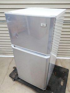 ハイアールの冷凍冷蔵庫  JR-N106E  2012年製