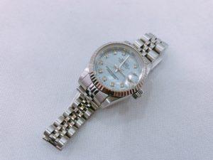 ROLEX デイトジャスト ブランド時計