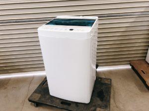 ハイアール 全自動電気洗濯機  2016年製 JW-C55A