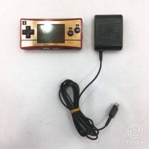 任天堂 ニンテンドー GAMEBOY micro ゲームボーイ ミクロ 本体 充電器 カセット付