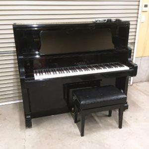 KAWAIのアップライトピアノ US-50 椅子付き