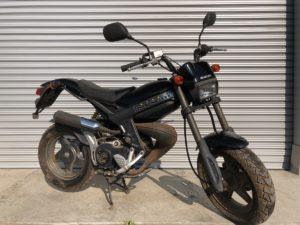 ストリートマジック 50㏄ バイク 原付