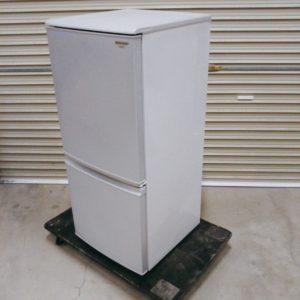 シャープ 冷蔵庫 137L SJ-14S-S  買取いたします 常陸太田