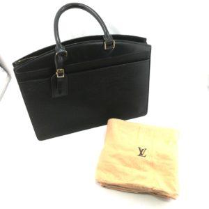 LOUIS VUITTON エピ リヴィエラ ビジネスハンドバッグ ブラック 買取いたします  茨城 出張リサイクルショップ24時 ひたちなか
