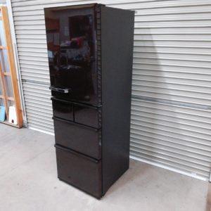 AQUA 冷蔵庫 AQR-SV42G 415L 買取いたします  茨城 出張リサイクルショップ24時 常陸太田