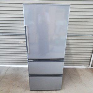 AQUA ノンフロン冷凍冷蔵庫 2016年製 AQR-271E シルバー 取説付き 冷蔵庫 アクア 買取いたします  茨城 出張リサイクルショップ24時 那珂