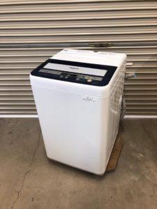 Panasonic 4.5kg 全自動洗濯機  NA-F45B6 買取いたします 大子