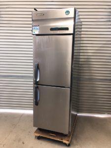 つくばにてホシザキの業務用冷蔵庫HCR-63Sの出張買取いたしました