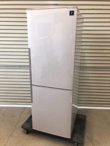 つくばにてSHARPの冷蔵庫SJ-PD27X-Sの出張買取いたしました
