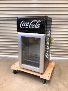 つくばにてハイアールの冷蔵ショーケース JR-CC25Aの出張買取いたしました