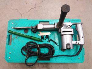 ひたちなかにてRYOBI リョービのCH-420A コンクリートハンマー 100V 11A 1050W 50-60Hz 電動工具を出張買取いたしました