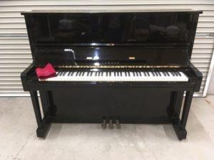 日立にてYAMAHAのアップライトピアノU1Aの出張買取いたしました