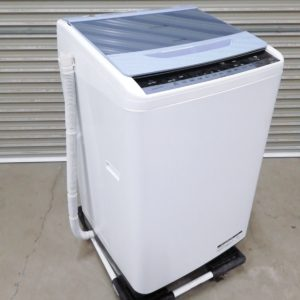 水戸市にて日立の全自動洗濯機BW-7WVを出張買取いたしました