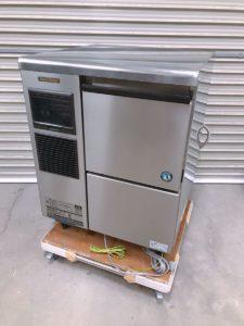 那珂市ホシザキのチップアイスメーカーの製氷機のCM-100Kを出張買取いたしました
