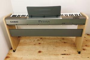 いわきにてCASIOのPrivia PX-110 2006年製の電子ピアノを出張買取いたしました