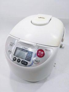 水戸にて象印のマイコン炊飯ジャーJAG-H100を出張買取いたしました