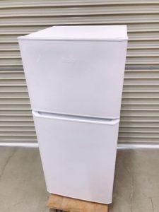 水戸にてハイアールの冷凍冷蔵庫JR−N121Aを出張買取いたしました
