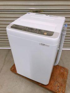 ひたちなかにてPanasonicの全自動洗濯機のNA-F50B12を出張買取いたしました