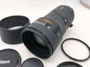 水戸にてNikonのZOOM LENSの80-200mm F/2.8 Dを出張買取いたしました