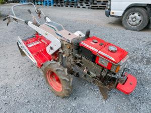 笠間にてYANMARの耕運機のYA70を出張買取いたしました