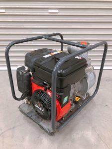 那珂にてMITSUBISHIのGM182Pのガソリンエンジンの発動機 NP-8000を出張買取いたしました